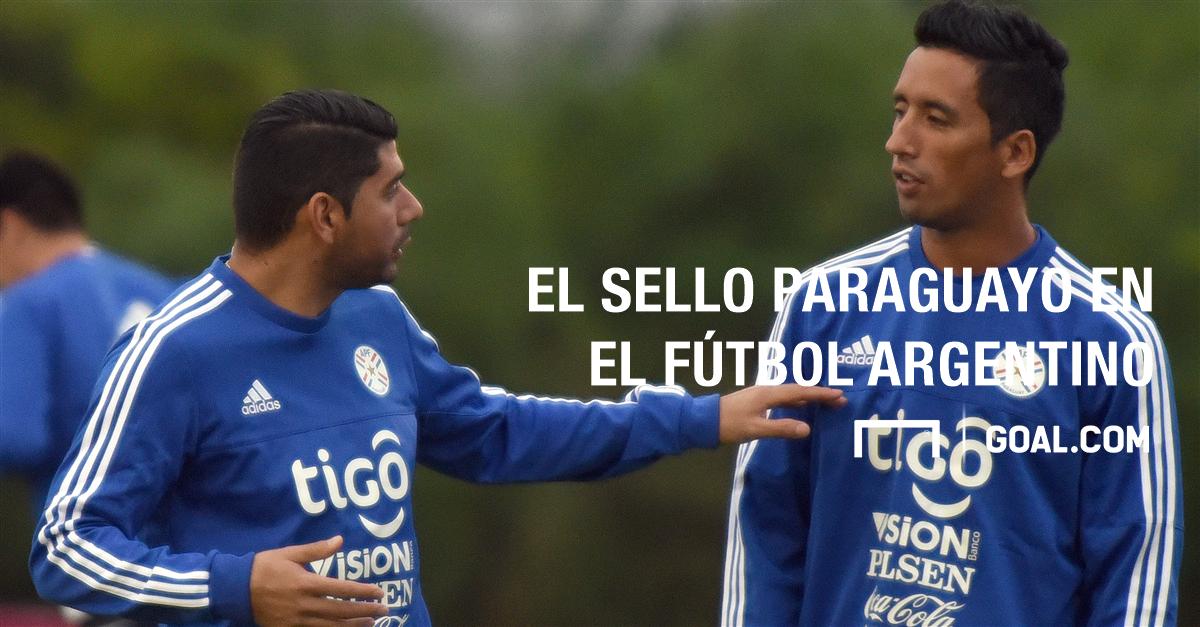 PS Galeria El sello paraguayo en el fútbol argentino
