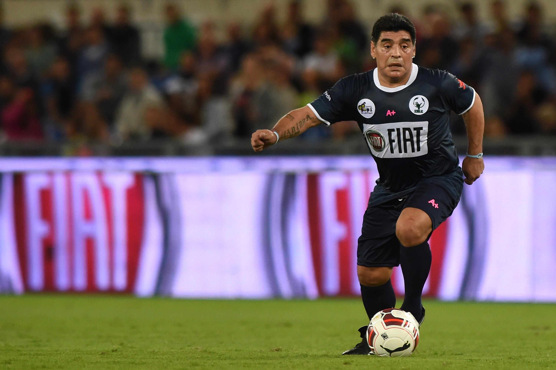 Diego Maradona Match for Peace