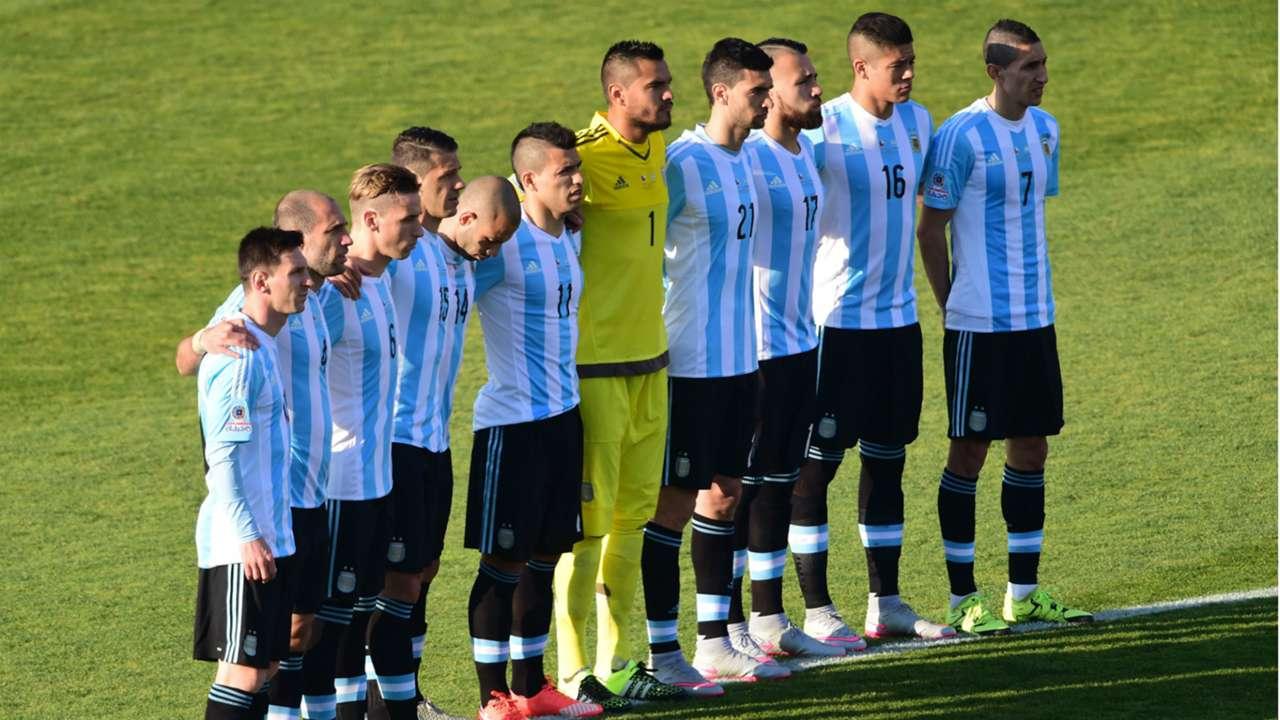 Argentina vs. Chile - Copa América 2015