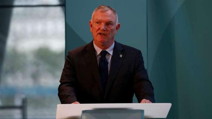 Greg Clarke FA Chairman