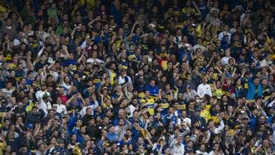 Boca Juniors Crucero del Norte Campeonato de Primera Division 04102015