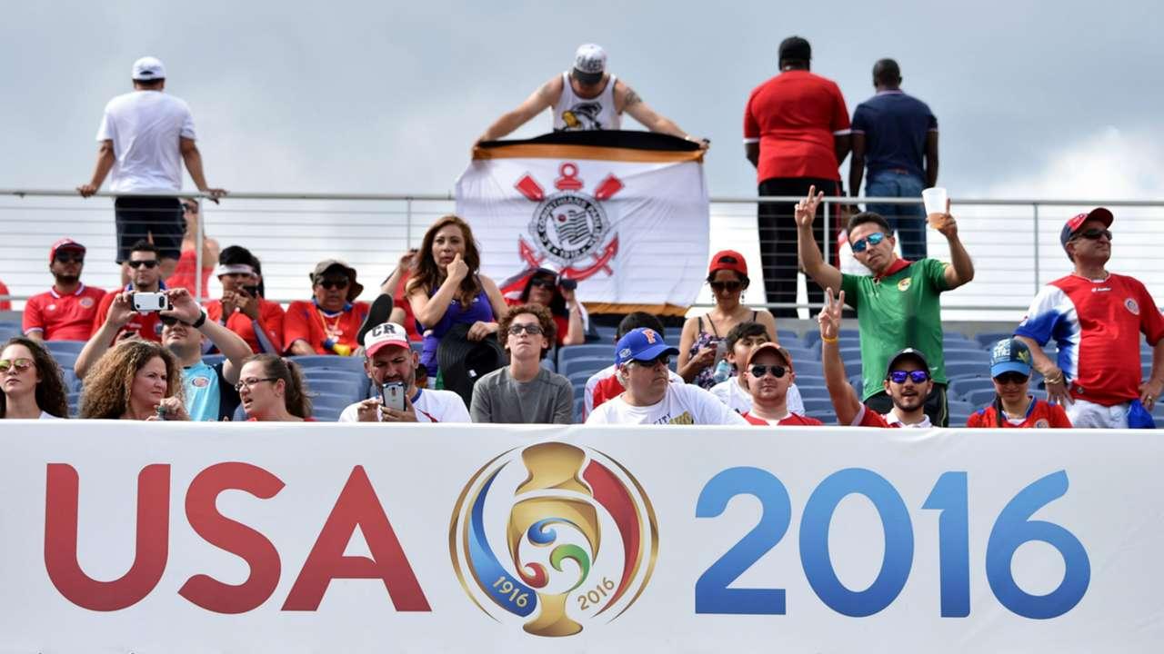 Costa Rica Paraguay Group A Copa America Centenario 04062016