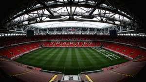 Spartak Stadium Moscow Russia 2018 09072015