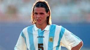 Fernando Redondo Golden Ball Confederations Cup Argentina Saudi Arabia 1992
