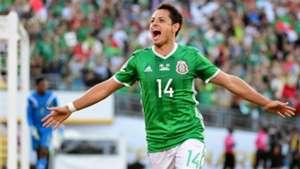 Javier Hernandez Mexico Jamaica Copa America 09062016
