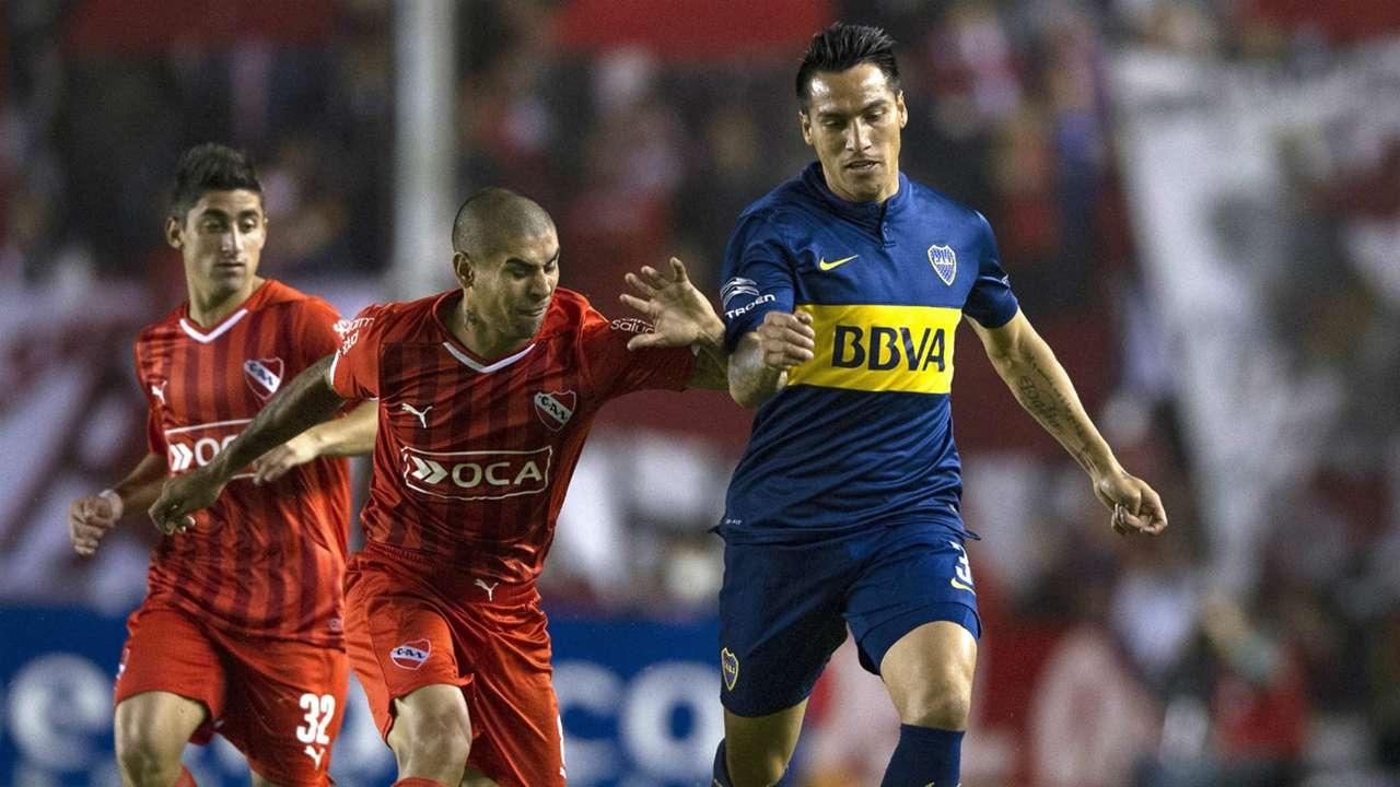 Independiente Boca Primera Division 10052015