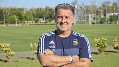 Gerardo Tata Martino Seleccion Argentina 09022016