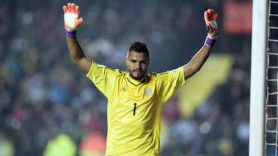 Sergio Romero - Argentina vs. Paraguay - Copa América 30062015