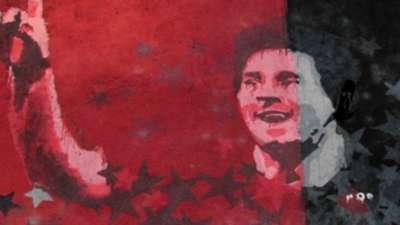 Lionel Messi Street Art