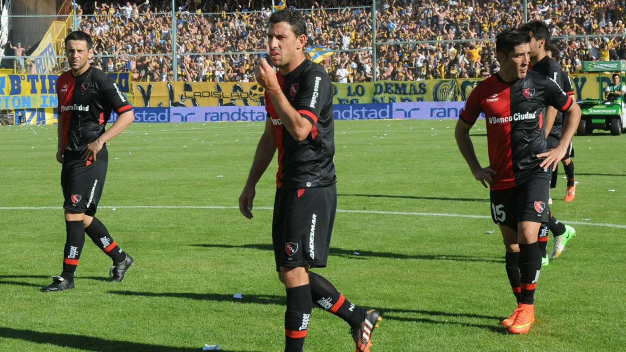 Rosario Central - Newell's 10192014