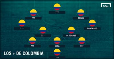 GFX Colombianos 2016