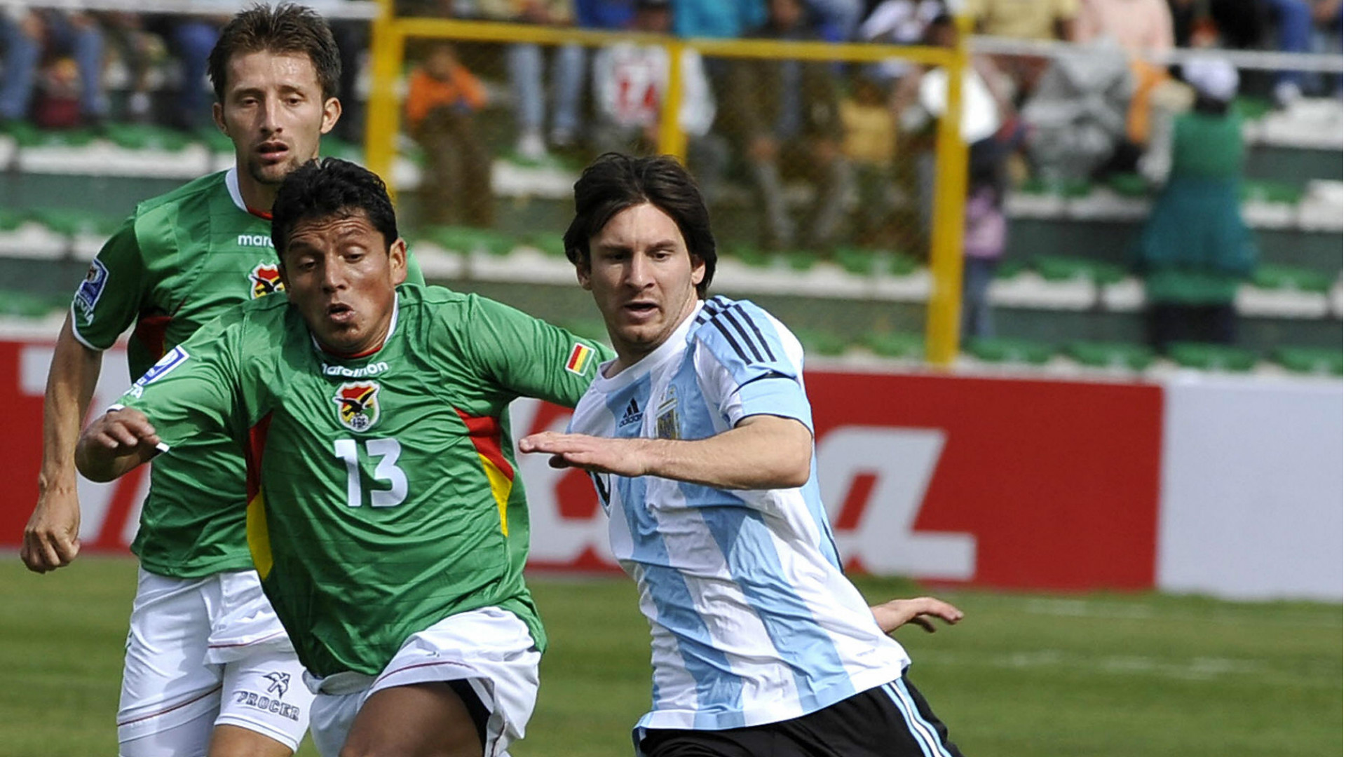 Messi Maradona Humiliated In La Paz Remembering The Darkest Day In Argentine Football History Goal Com