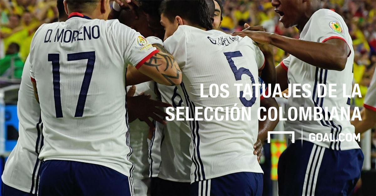 Tatuajes Colombia