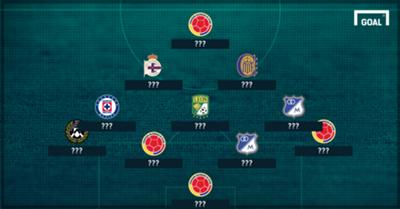 PS Peor XI combinado ??? de Colombia 2016