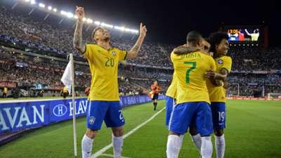 Argentina v Brazil Lucas Lima 13112015