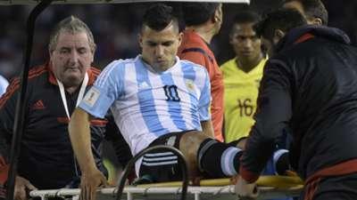 Aguero Argentina Ecuador Eliminatorias Rusia 2018