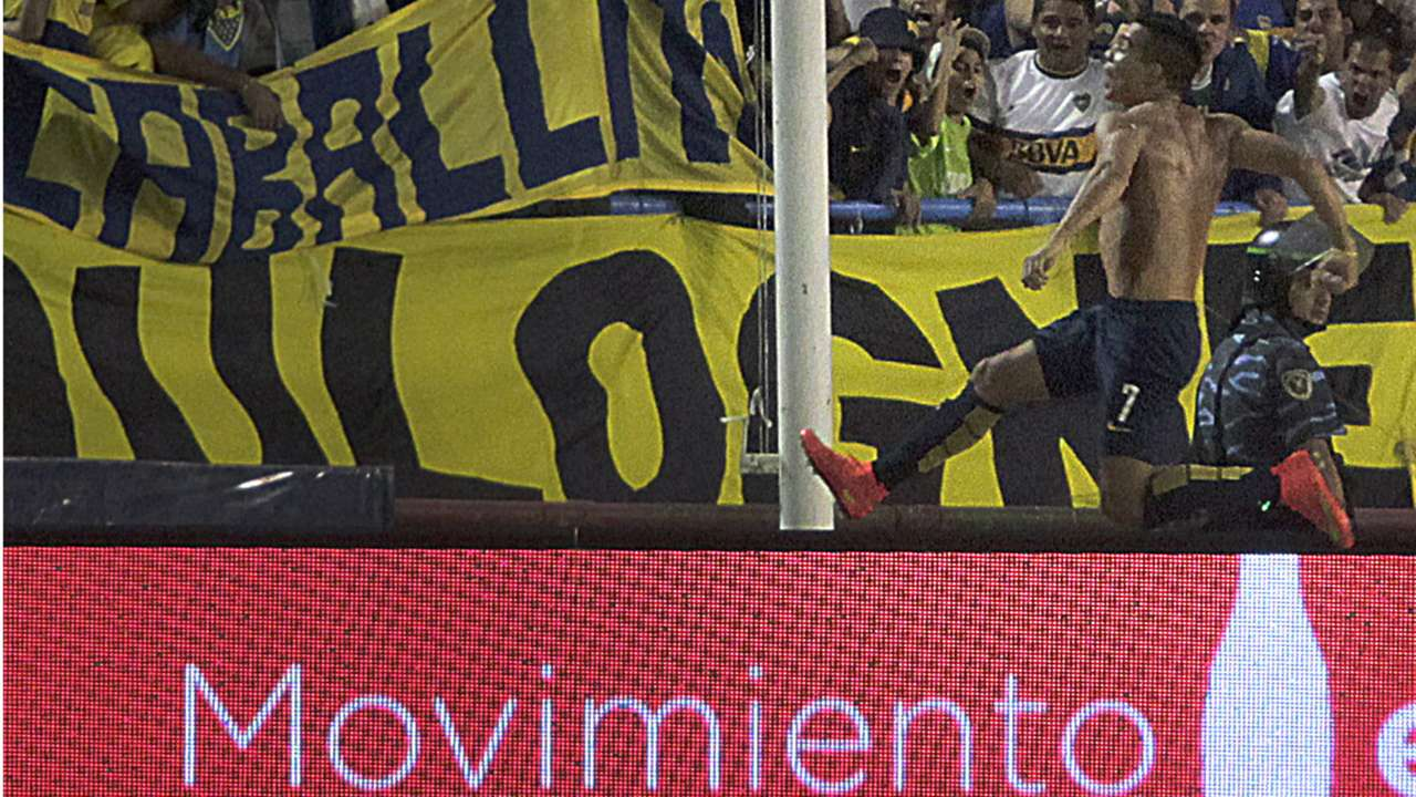 Boca Juniors River Plate Friendly Match Mar del Plata 24012015