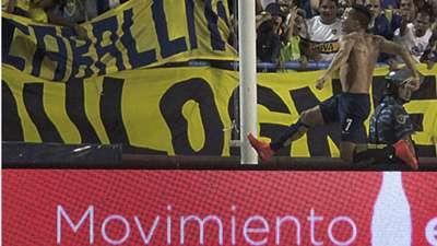 Boca Juniors River Plate Friendly Match Mar del Plata 24012015