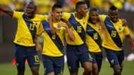 Enner Valencia Christian Noboa Antonio Valencia Carlos Gruezo Juan Cazares Ecuador Haiti Group B Copa America Centenario 12062016