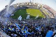 Boca Juniors Bombonera