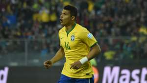 Thiago Silva - Brasil vs. Venezuela - Copa América
