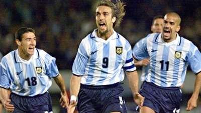 29032000 Eliminatorias Sudamericanas 2002 Buenos Aires Argentina 4-1 Chile