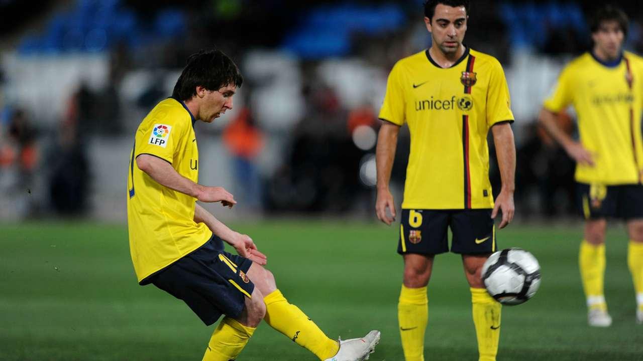Los 10 mejores goles de falta de Messi | Goal.com