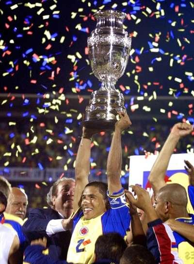 Especial Copa América 100 años ( colombia copa 2001