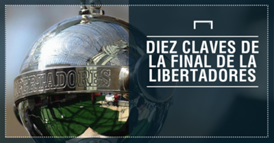 GFX Portada Claves Final Copa Libertadorea