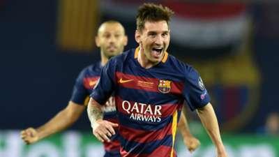 Lionel Messi Supercopa de Europa 11082015