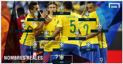 Formación de Brasil