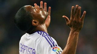 Julio Baptista Real Madrid