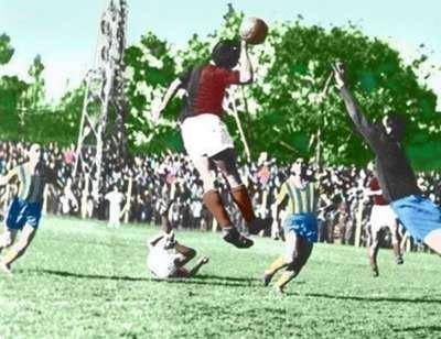 Newells Rosario Central Primera Division 1951