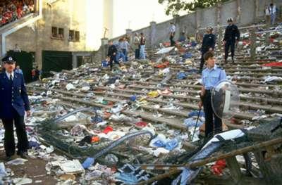 Heysel Disaster 29051985