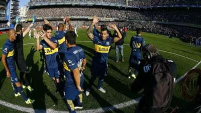 Carlos Tevez Boca Quilmes Primera Division 18072015