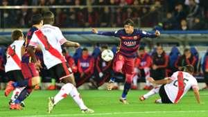 Neymar River Plate v Barcelona FIFA Club World Cup 20122015