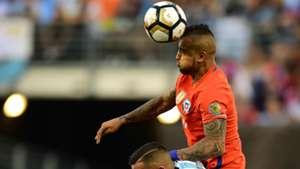 Arturo Vidal Argentina Chile Final Copa America Centenario 26062016