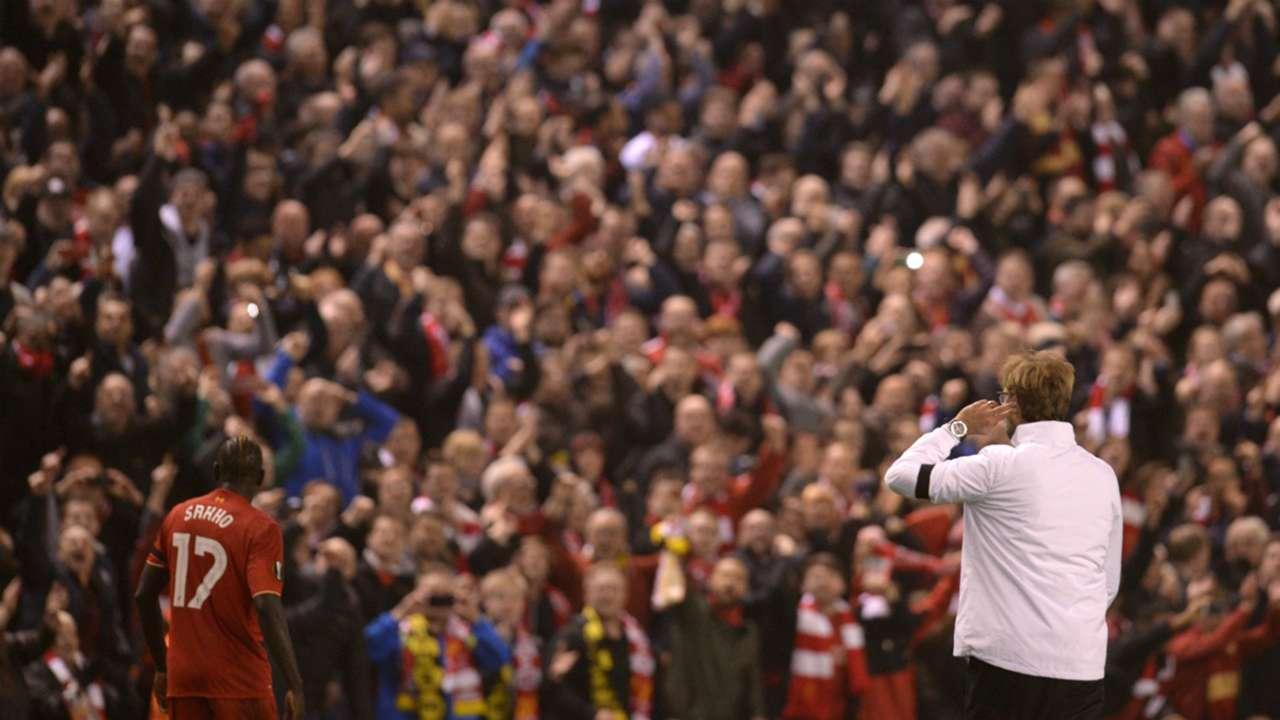 Jurgen Klopp Liverpool Borussia Dortmund
