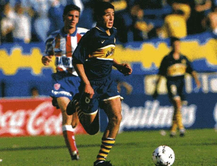 Riquelme - Debut 1996 - Unión