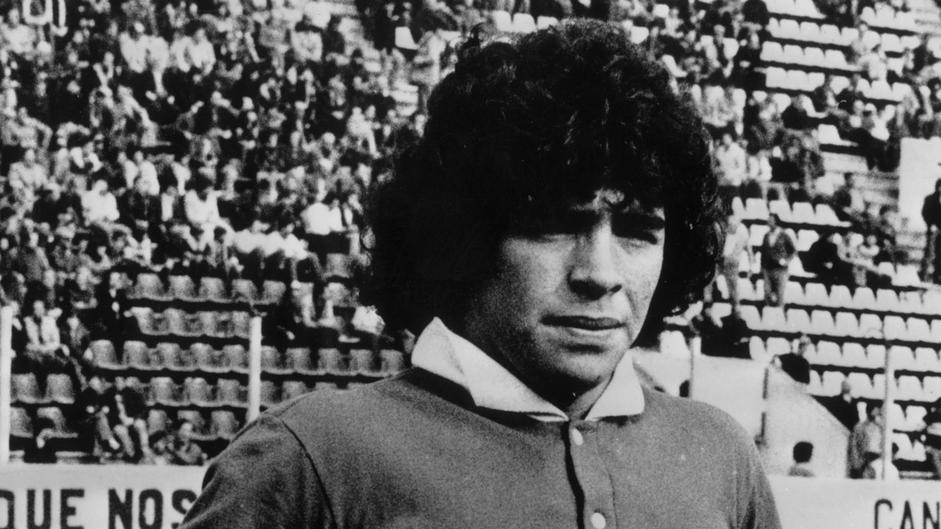 Se cumplen 42 años del debut de Maradona en Argentinos Juniors | Goal.com