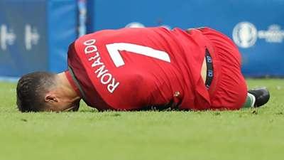 Cristiano Ronaldo final Euro Portugal Francia 10072016