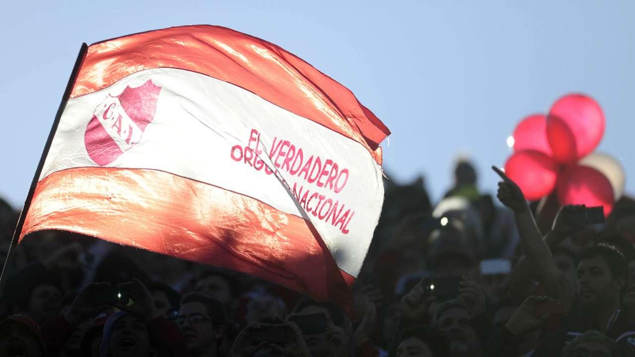 Independiente - Racing Primera División 12092015