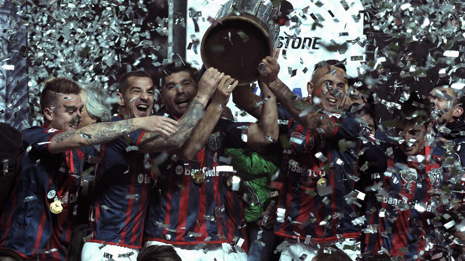 San Lorenzo Copa Libertadores 2014