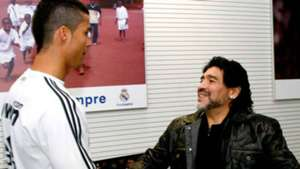 Cristiano Ronaldo - Maradona