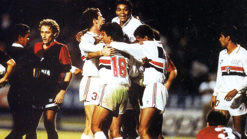 Sao Paulo Newells Copa Libertadores 1992