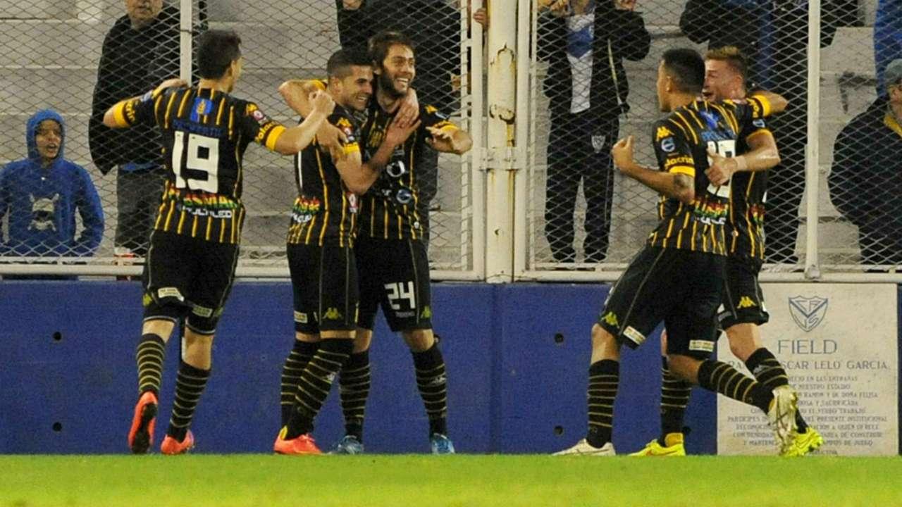 Vélez Olimpo Fecha 18 Campeonato Primera División 2015 25072015