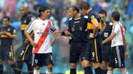 Boca v River Primera División 2010