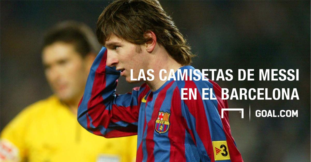 Caratula Messi Camisetas