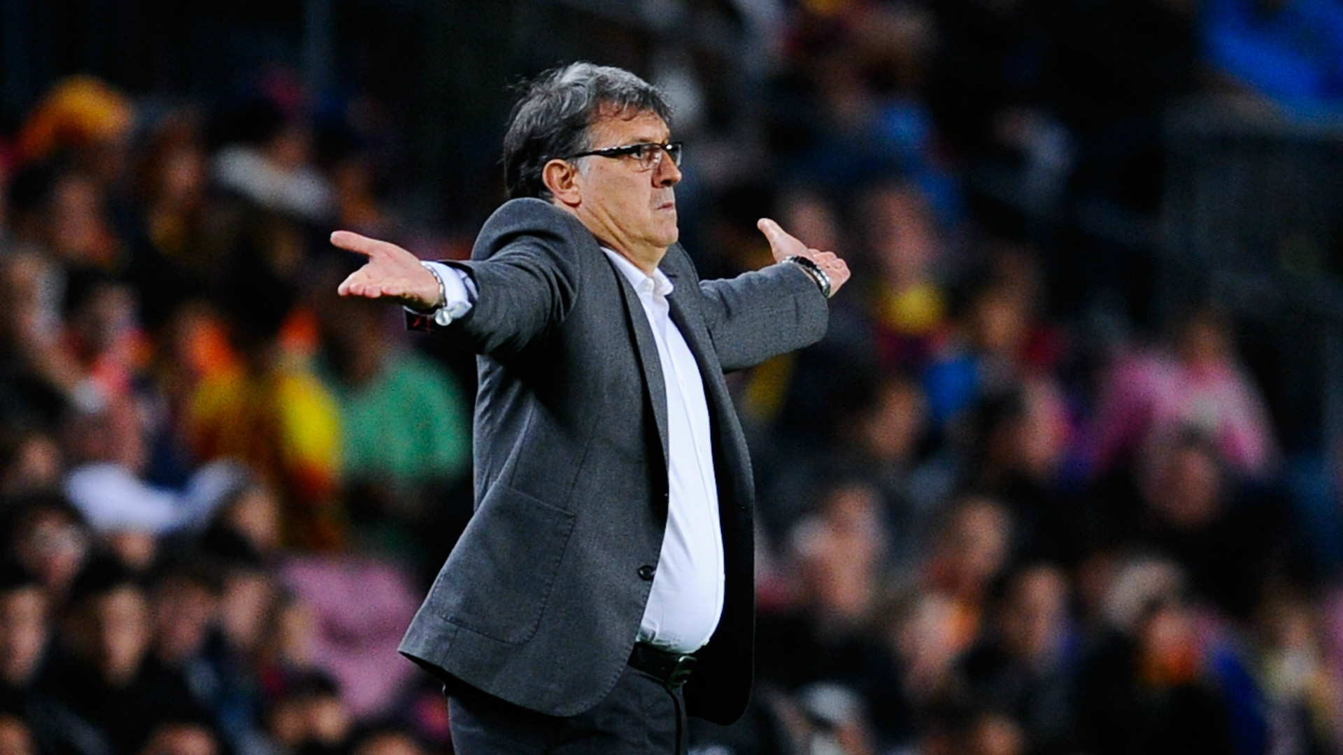 Mexico manager Martino admits Barcelona spell was the 'worst year' of his career