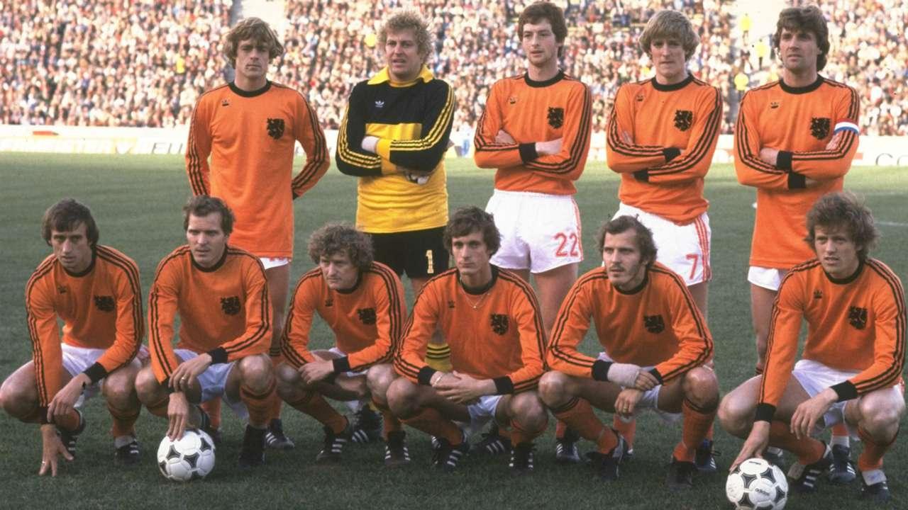 Netherlands Argentina World Cup 1978 Final